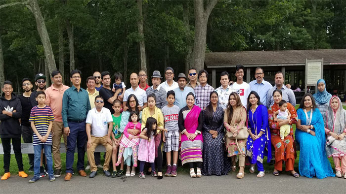 আমেরিকা-বাংলাদেশ প্রেসক্লাবের বনভোজন অনুষ্ঠিত