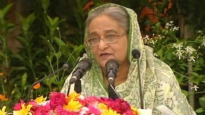 'বনলতা এক্সপ্রেস' উদ্বোধন করলেন প্রধানমন্ত্রী
