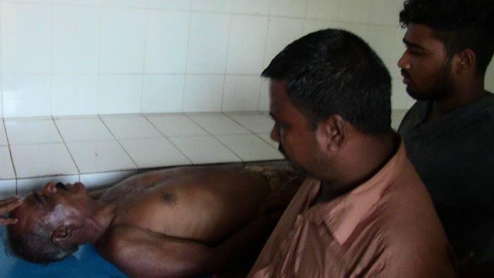 চুয়াডাঙ্গায় কৃষককে পিটিয়ে হত্যা