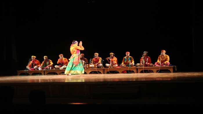শিল্পকলায় 'জয়তুন বিবির পালা' মঞ্চস্থ