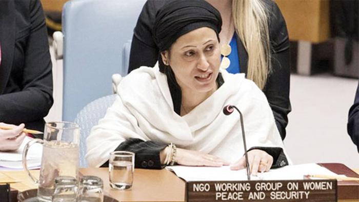 আন্তর্জাতিক সম্মাননা পেলেন রোহিঙ্গা নারী রাজিয়া