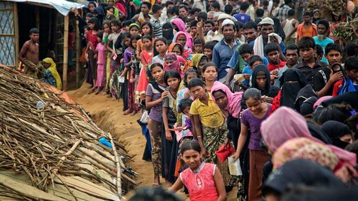 রোহিঙ্গাদের ১৪০০ কোটি টাকা দিবে বিশ্বব্যাংক