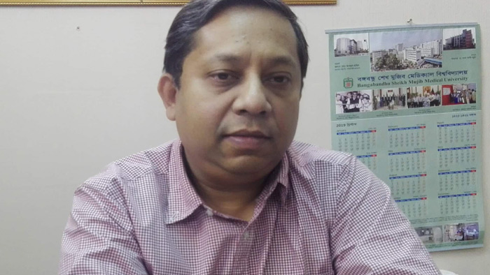 অধ্যাপক ডা. মামুন আল মাহতাব