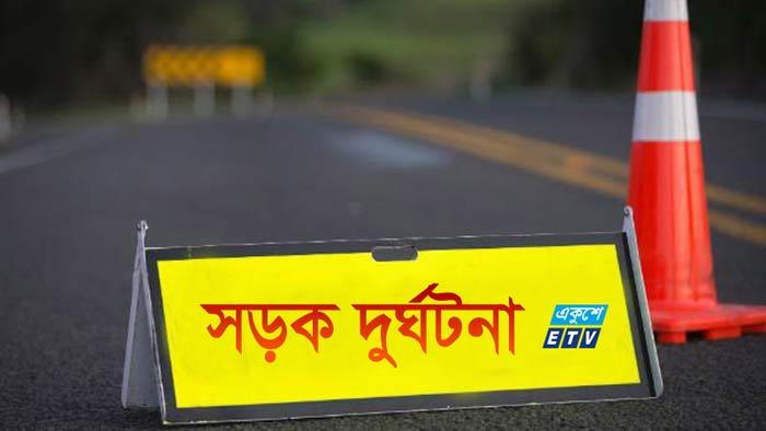 দিনাজপুরে ট্রাকচাপায় ২ মোটরসাইকেল আরোহী নিহত