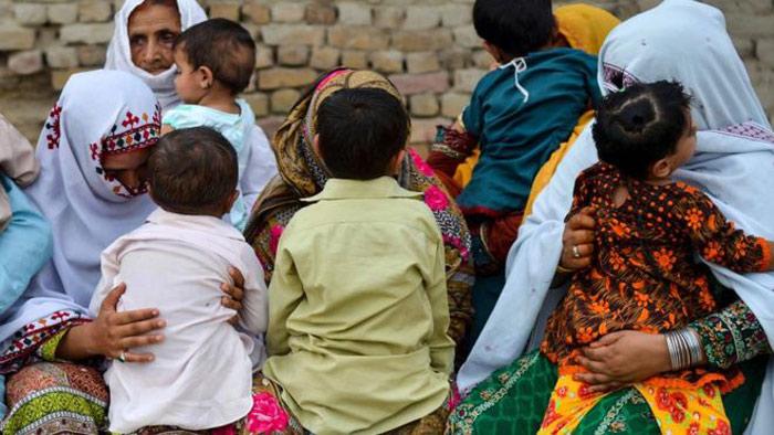 পাকিস্তানে এইচআইভি আতঙ্ক, শত শত শিশু আক্রান্ত