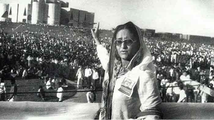 `বাংলাদেশের সবচেয়ে বড় অনুপ্রেরণার নাম শেখ হাসিনা'