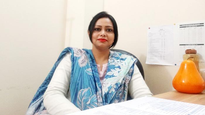 পুষ্টিবিদ, সোনিয়া শরমিন খান